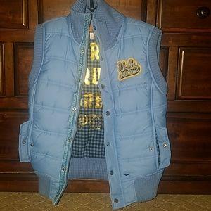 Victoria Secret Colleigate Collection Vest